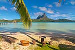 Beach stools - French Polynesia L461 (sizes: 400x600; 900x600; 1350x900mm)