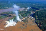 Iguazu Falls - Argentina L436 (sizes: 400x600; 600x900; 900x1350mm)