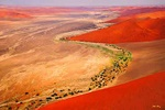 Sossusvlei Valley - Namibia L546 (sizes: 400x600; 600x900; 900x1350mm)
