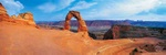 Delicate Arch II - USA P414 (sizes: 400x1200; 500x1500; 600x1800mm)