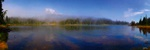 Mt Rainier reflections - USA P439 (sizes: 400x1200; 500x1500; 600x1800mm)