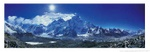 Everest view - Nepal P501 (size: 350x1010mm)