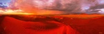 Naukluft sundown - Namibia P526 (sizes: 400x1200; 500x1500; 600x1800mm)